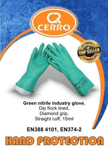 Cerro Green Nitrile Glove