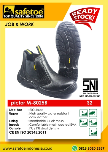 Safetoe Pictor M-8025B