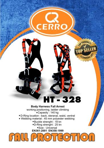 Full Body Harness Cerro HT-328