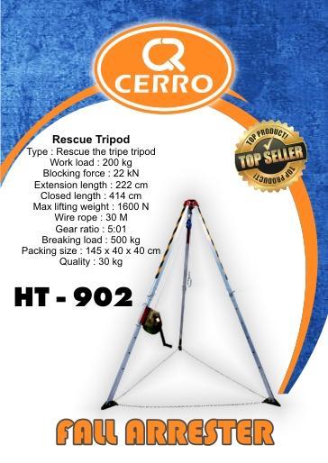 Rescue Tripod HT-902