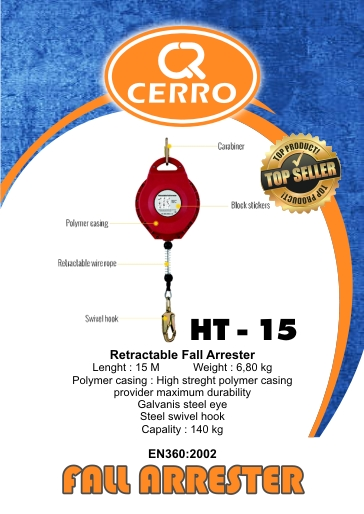 Fall Arrester HT-15