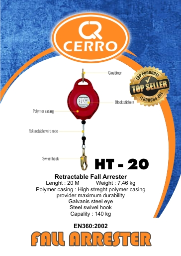 Fall Arrester HT-20
