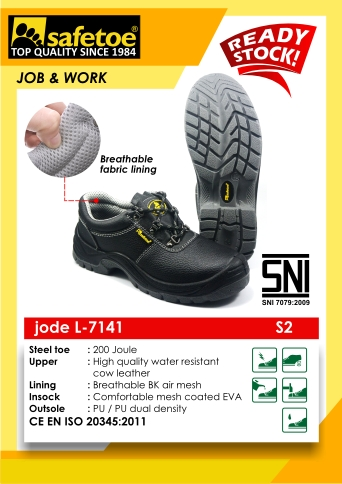 Safetoe Type Jode L-7141