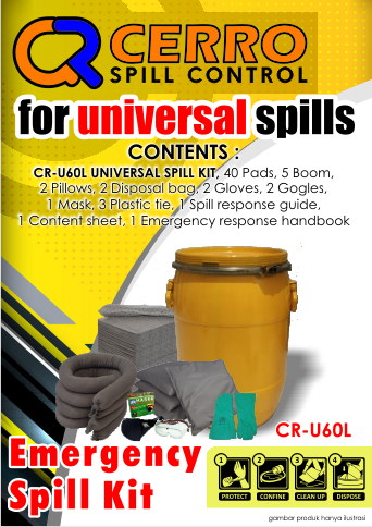 Universal Spill Kit 200 L