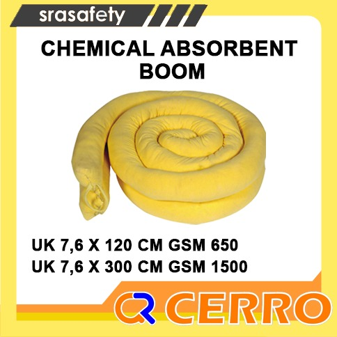 Chemical Absorbent Boom