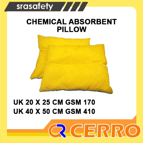 Chemical Absorbent Pillow